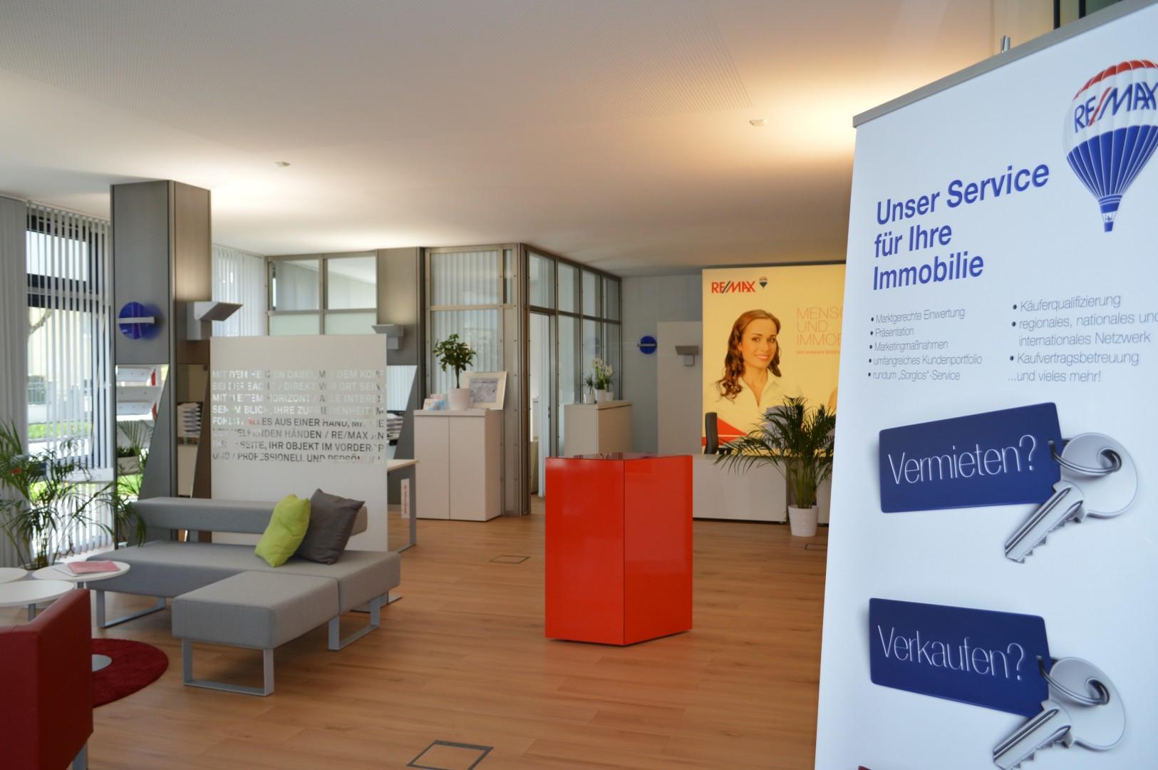 Büro REMAX Augsburg